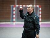 André Teixeira em Treino de Futsal